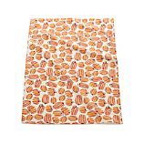 Autumn Pumpkins Dishtowel