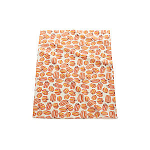 Autumn Pumpkins Dish Towel