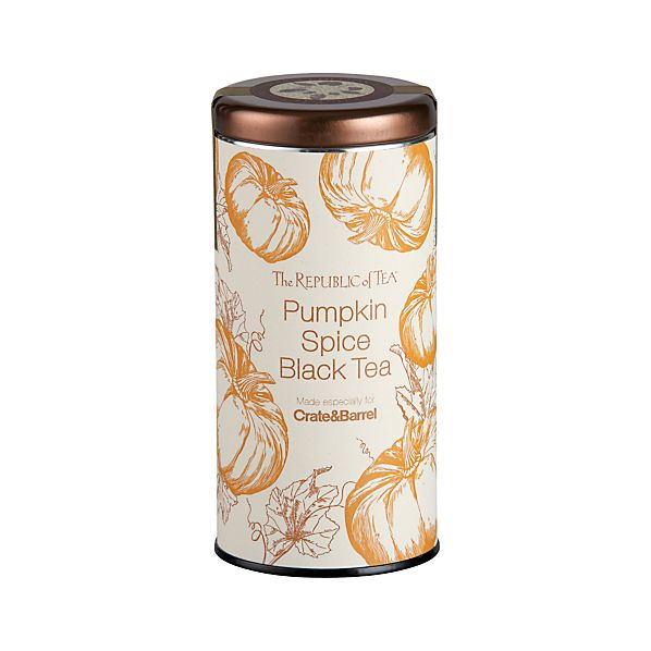 The Republic of Tea® Pumpkin Spice Black Tea