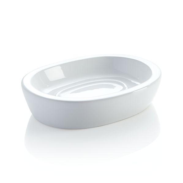 Pure Oval Soap Dish
