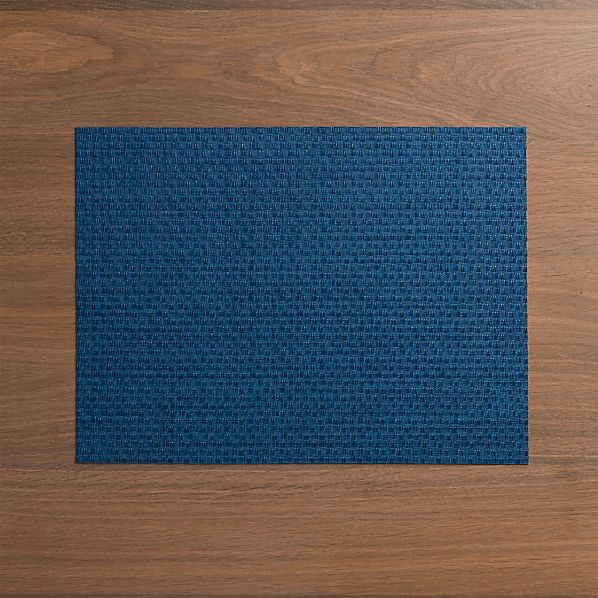 Chilewich® Purl Blue Placemat
