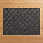 Chilewich® Purl Graphite Placemat.