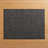 Chilewich® Purl Graphite Placemat