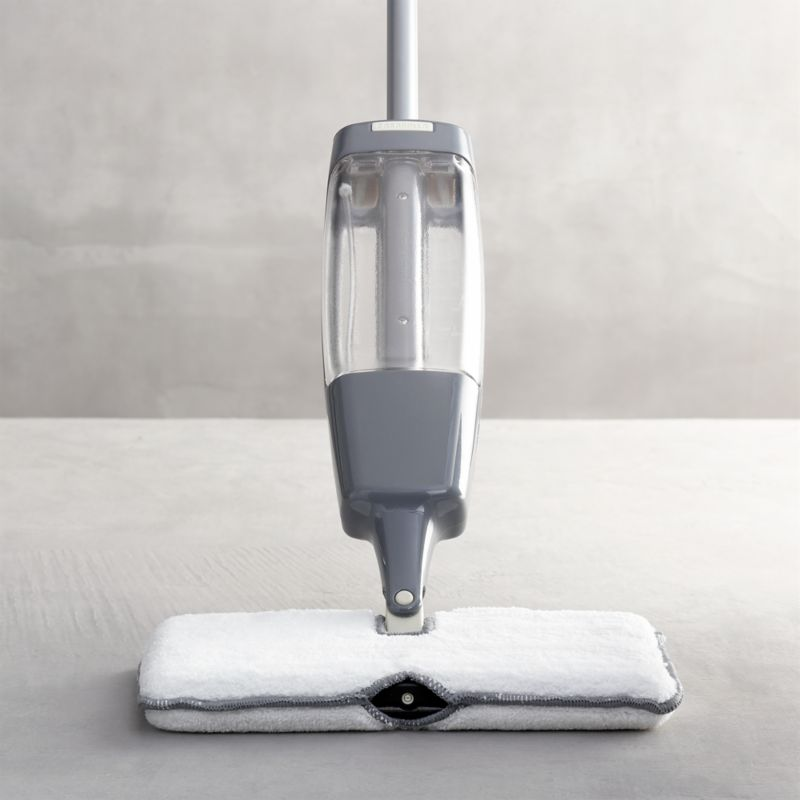 Casabella ® Grey Quick Scrub Spray Mop