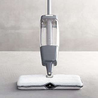 Casabella® Grey Quick Scrub Spray Mop