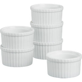 Set of 6 Ramekins