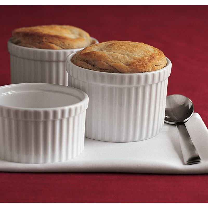 Oven To Table Stoneware Ramekins, Set Of 2 | Sur La Table®