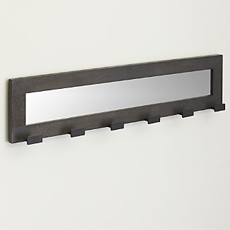 Rand Coat Rack and Mirror