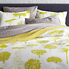 Marimekko Rantapuisto Citron Full/Queen Duvet Cover.