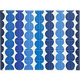 Marimekko Räsymatto Marimekko Blue and White Placemat