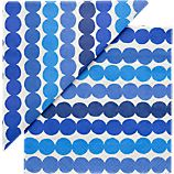 "Set of 20 Marimekko Räsymatto Blue and White Paper 6.5"" Napkins"