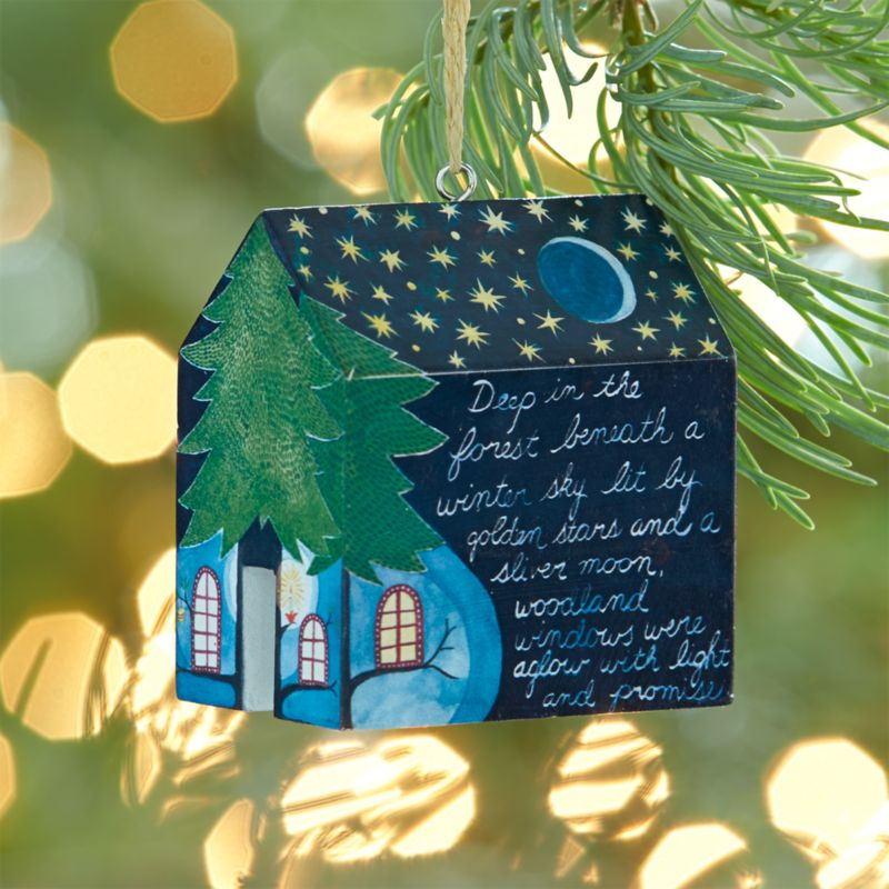 Christmas Tree Home Ornament