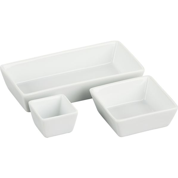 Rectangular/Square Dishes