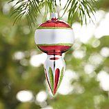 Retro Bubble Drop Ornament