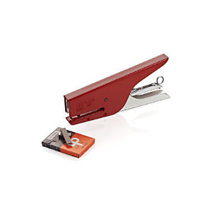 Klizia Bright Red Stapler
