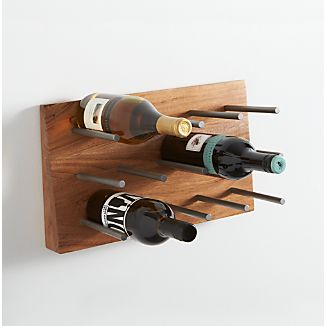 Red Mountain 12-Bottle Wine Rack