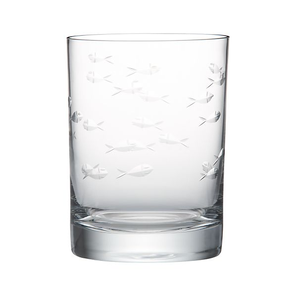 Reef 15 oz. Double Old-Fashioned Glass