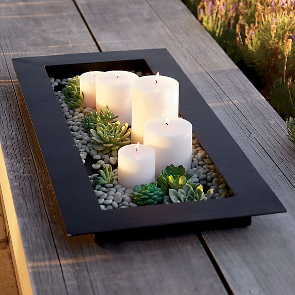 Reflection Centerpiece