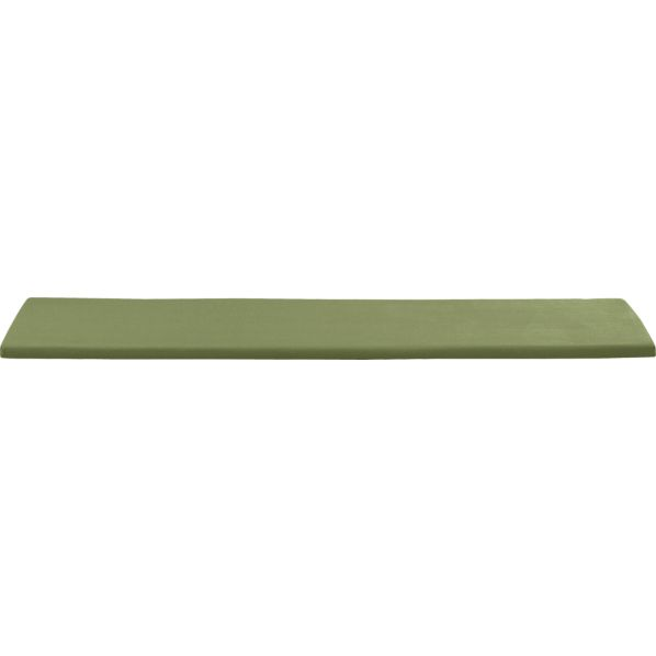 Regatta Sunbrella® Cilantro Dining Bench Cushion