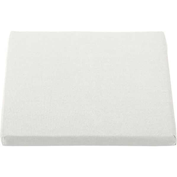 Regatta Sunbrella® White Sand Dining Chair Cushion