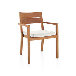 Regatta Dining Chair with Sunbrella ® Cushion