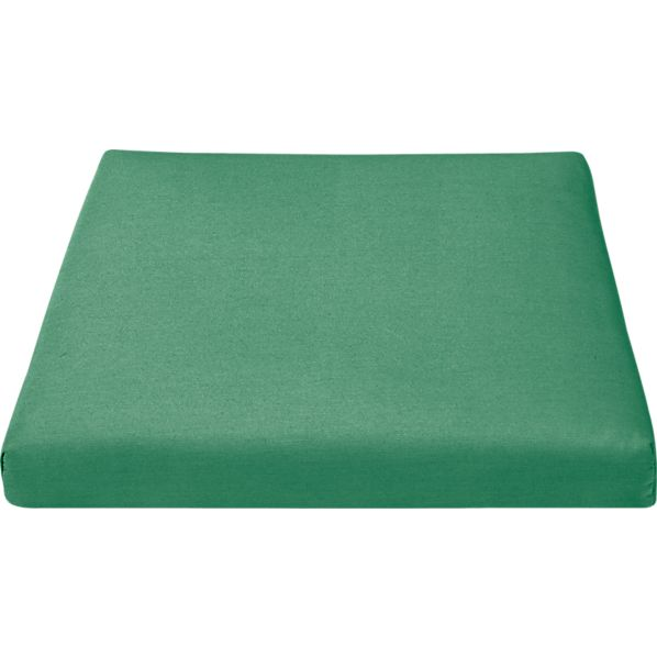 Regatta Sunbrella® Bottle Green Lounge Chair Cushion