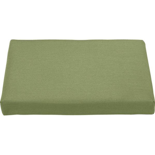 Regatta Sunbrella® Cilantro Ottoman Cushion