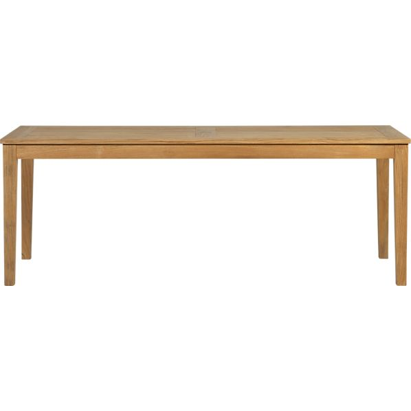 Regatta Rectangular Dining Table