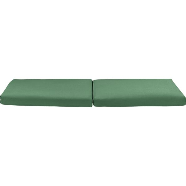 Regatta Sunbrella ® Bottle Green Sofa Cushions