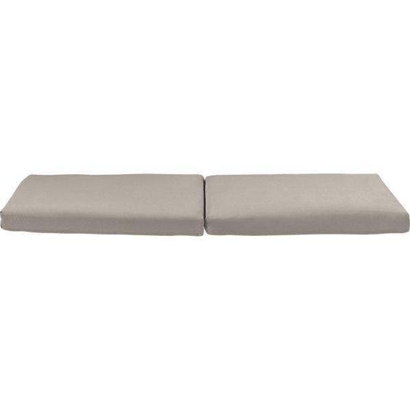 Regatta Sunbrella® Stone Sofa Cushions