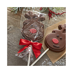Reindeer Chocolate Pop