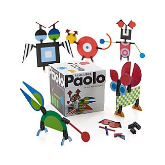 Remember ® Paolo Puzzle
