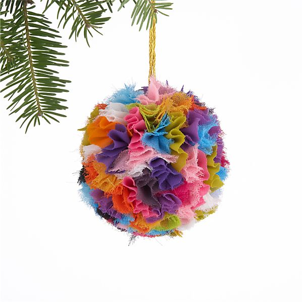 Remnant Puff Ball Ornament