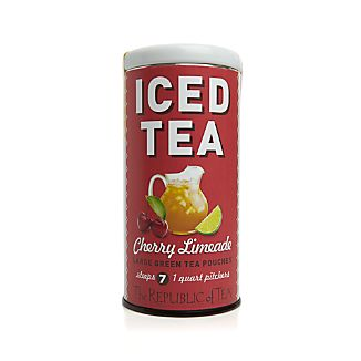Republic of Tea Cherry Limeade Green Iced Tea