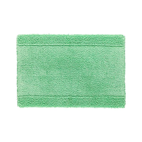 "Reversible Mint 24""x36"" Bath Rug"