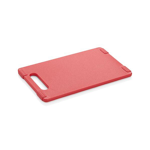 Jelli 174 Red Nonslip Reversible 6x10 Quot Cutting Board Crate