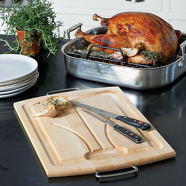 2-Piece Wüsthof® Gourmet Carving Set