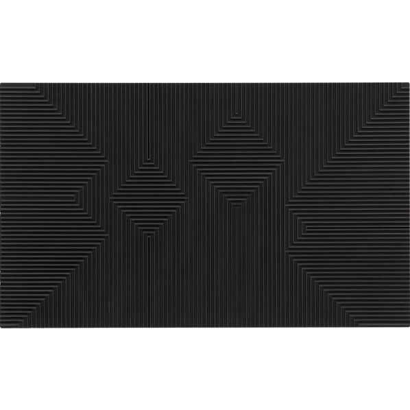 "Reversible Rubber 30""x18"" Doormat"