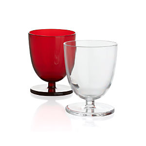 Rhode Acrylic Goblets
