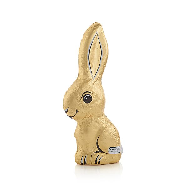 Riegelein Gold Chocolate Bunny