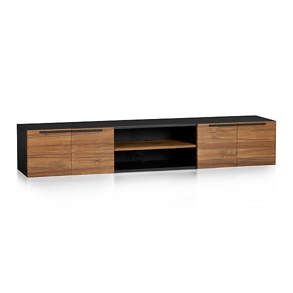 Page not found crate and barrel Wall mounted media console