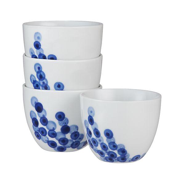 Set of 4 Rika 5 oz. Cups