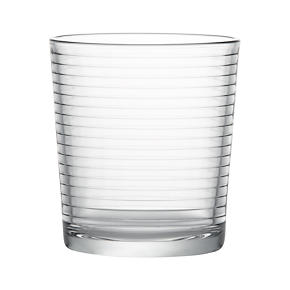 Rings 12 oz. Double Old-Fashioned Glass
