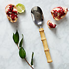 Riviera Bamboo Serving Spoon.
