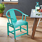 Riviera Green Ming Chair.