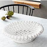 Riviera Woven Large Bowl