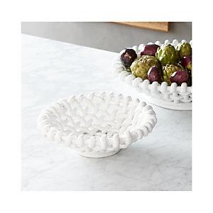 Riviera Woven Small Bowl