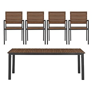 Rocha 5-Piece Dining Set