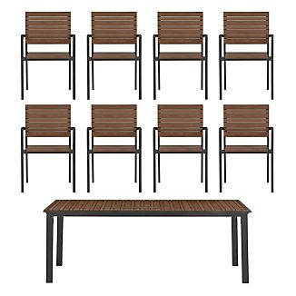Rocha 9-Piece Dining Set