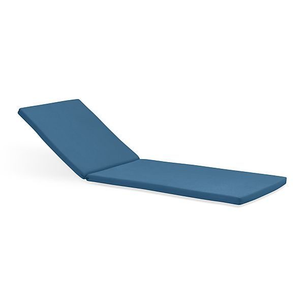 Rocha Sunbrella ® Turkish Tile Chaise Lounge Cushion